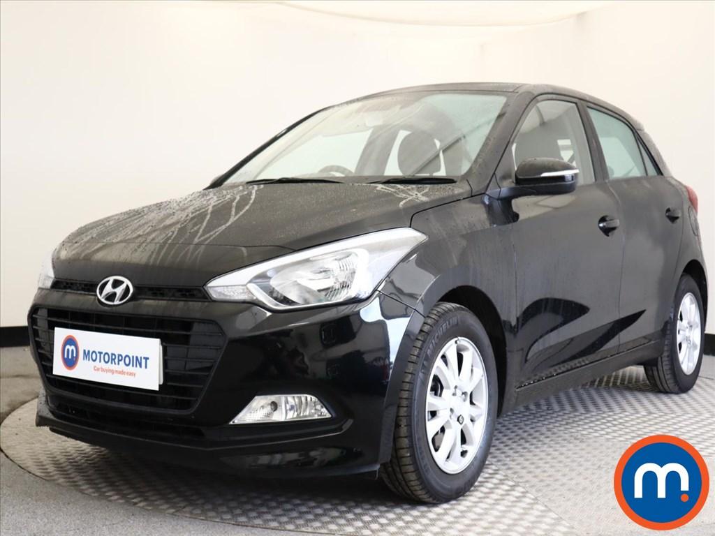 Hyundai I20 SE - Stock Number 1128856 Passenger side front corner