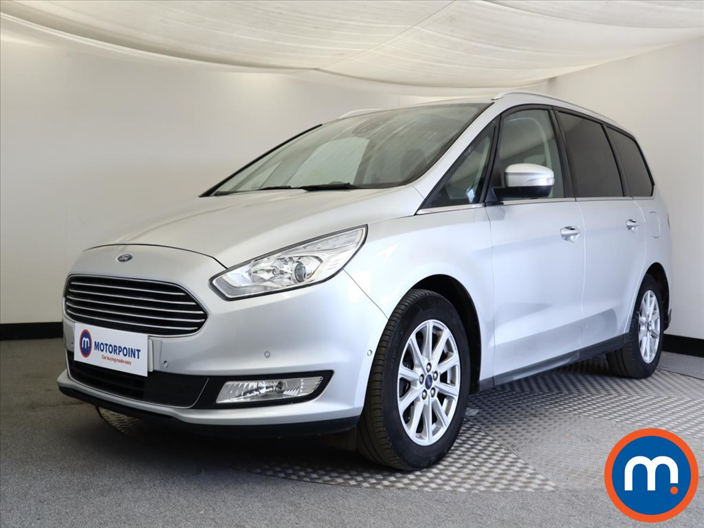 Ford Galaxy 2.0 EcoBlue 190 Titanium X 5dr - Stock Number 1129563 Passenger side front corner