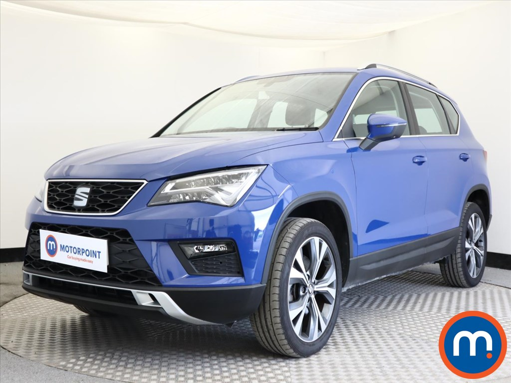 Seat Ateca SE Technology - Stock Number 1130199 Passenger side front corner