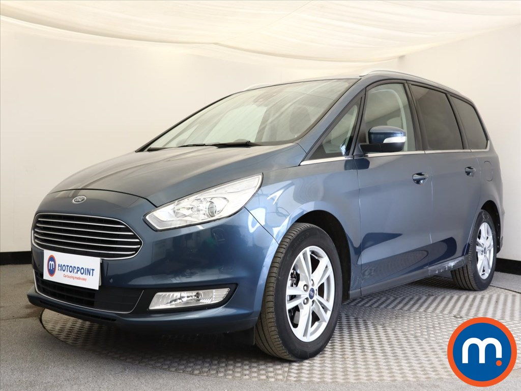 Ford Galaxy 2.0 EcoBlue 150 Titanium 5dr - Stock Number 1127333 Passenger side front corner