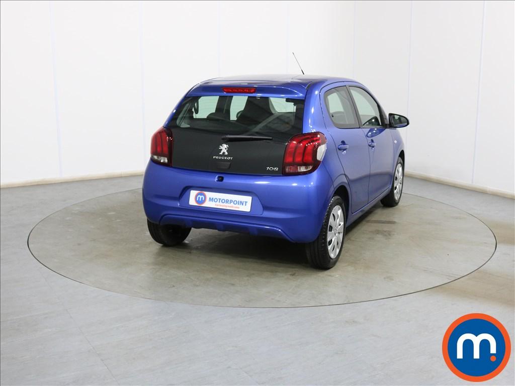 Peugeot 108 Active - Stock Number 1122860 Passenger side front corner