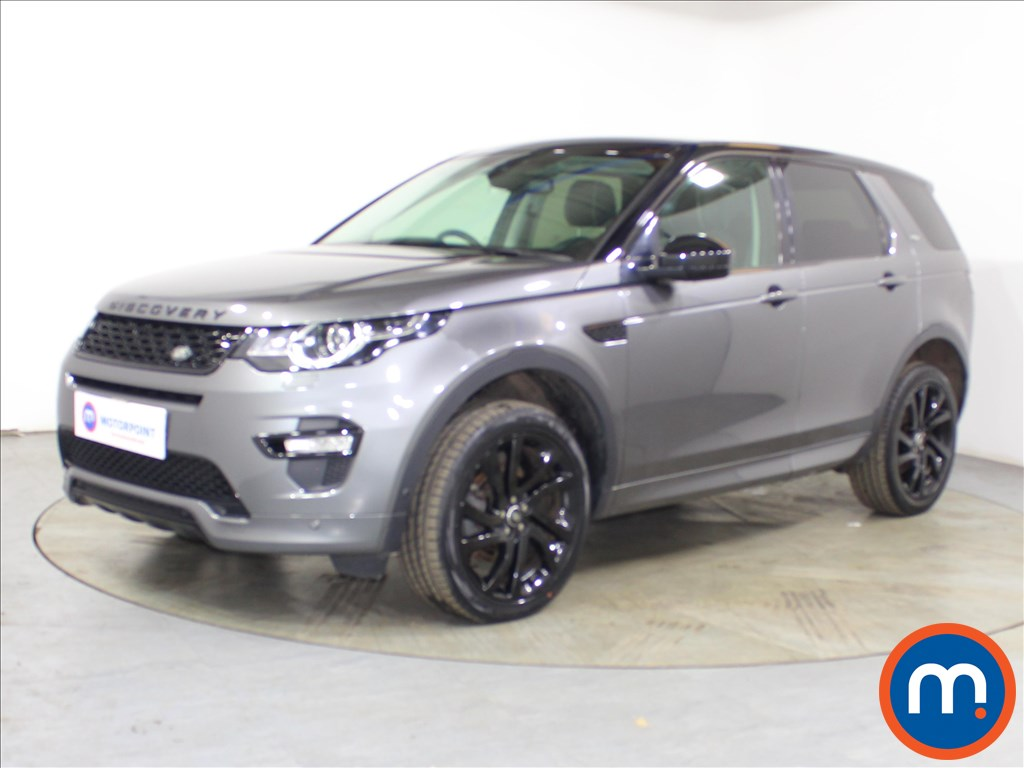 Land Rover Discovery Sport HSE Dynamic Lux - Stock Number 1123685 Passenger side front corner