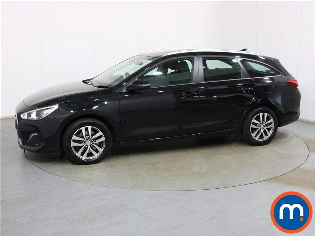 Hyundai I30 1.0T GDI SE Nav 5dr - Stock Number 1131559 Passenger side front corner