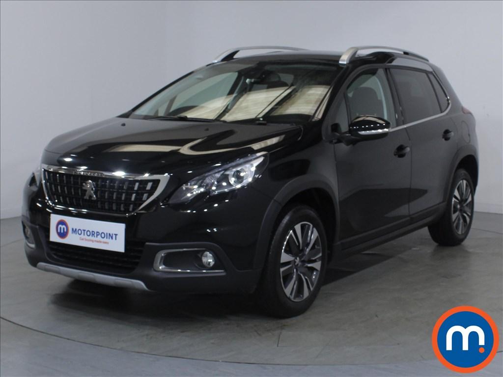 Peugeot 2008 1.2 PureTech Allure Premium 5dr [Start Stop] - Stock Number 1123635 Passenger side front corner