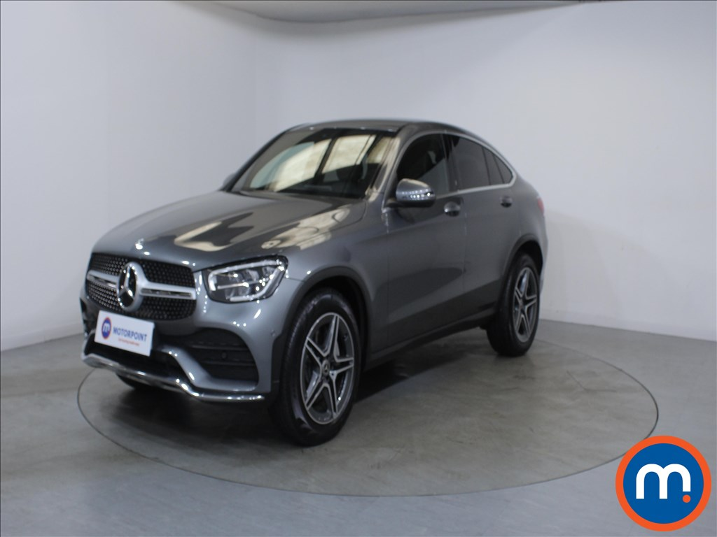 Mercedes-Benz Glc Coupe AMG Line - Stock Number 1130206 Passenger side front corner
