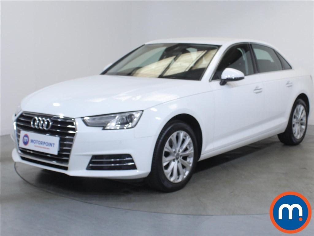 Audi A4 SE - Stock Number 1118304 Passenger side front corner