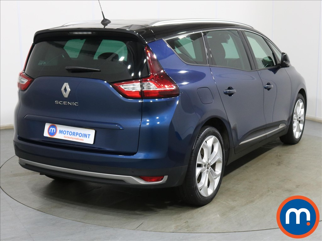 Renault Grand Scenic Iconic - Stock Number 1120165 Passenger side front corner