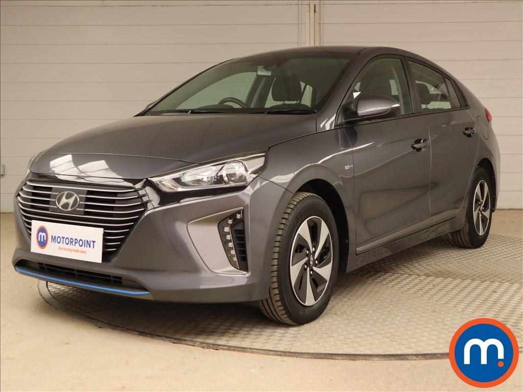 Hyundai Ioniq SE - Stock Number 1131276 Passenger side front corner