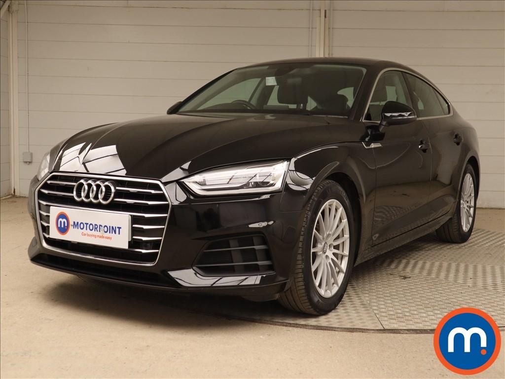Audi A5 SE - Stock Number 1130628 Passenger side front corner