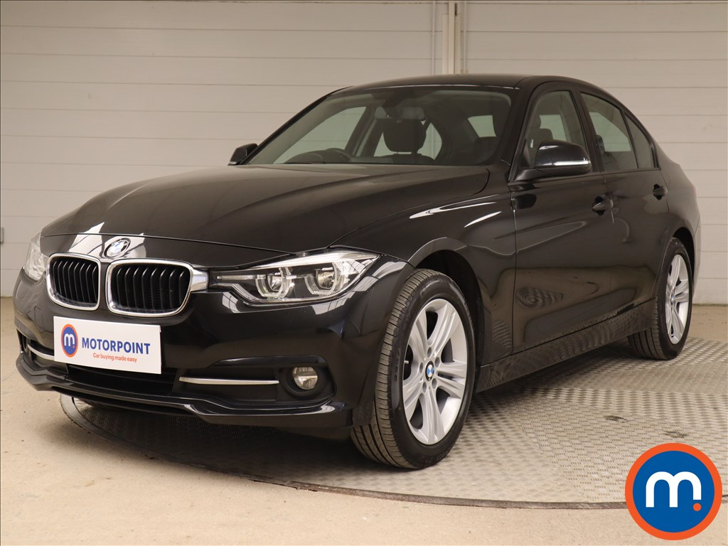 BMW 3 Series Sport - Stock Number 1130180 Passenger side front corner
