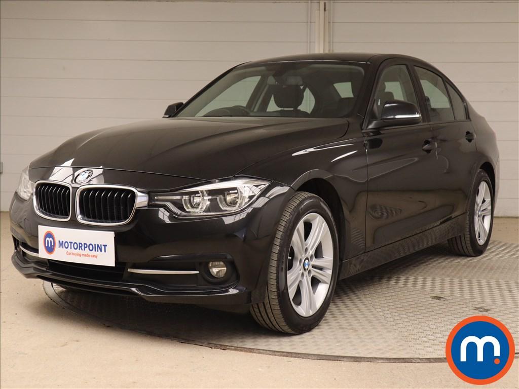 BMW 3 Series Sport - Stock Number 1130180 Passenger side front corner