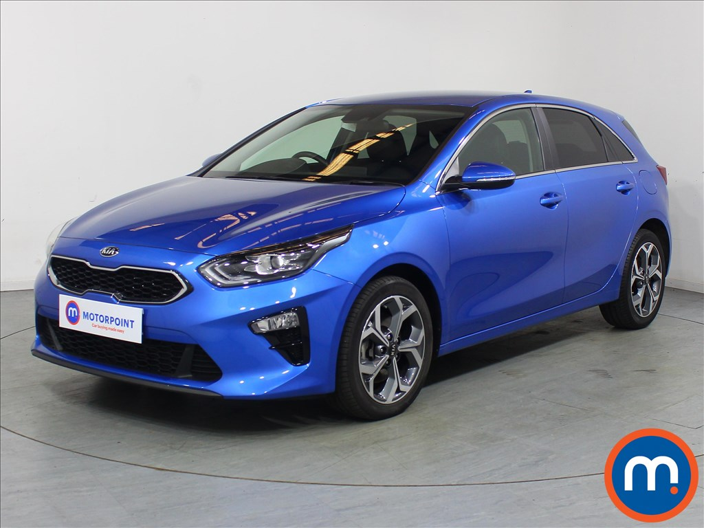 KIA Ceed Blue Edition - Stock Number 1130494 Passenger side front corner