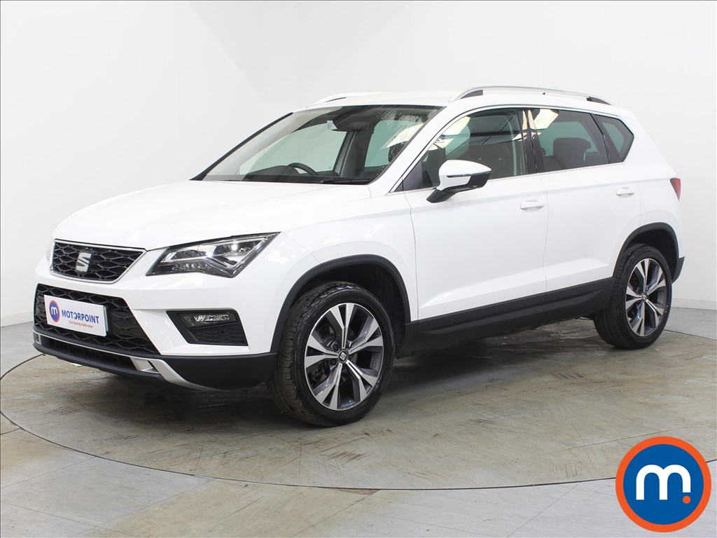 Seat Ateca SE Technology - Stock Number 1131539 Passenger side front corner