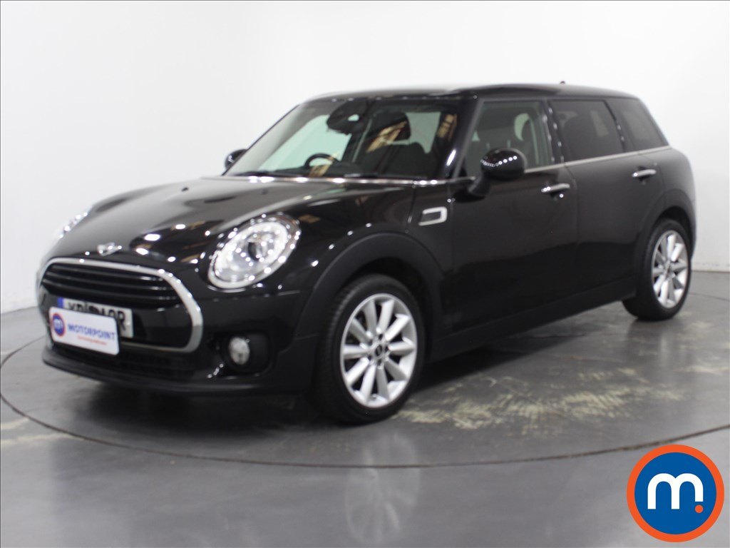 Mini Clubman Cooper - Stock Number 1121194 Passenger side front corner