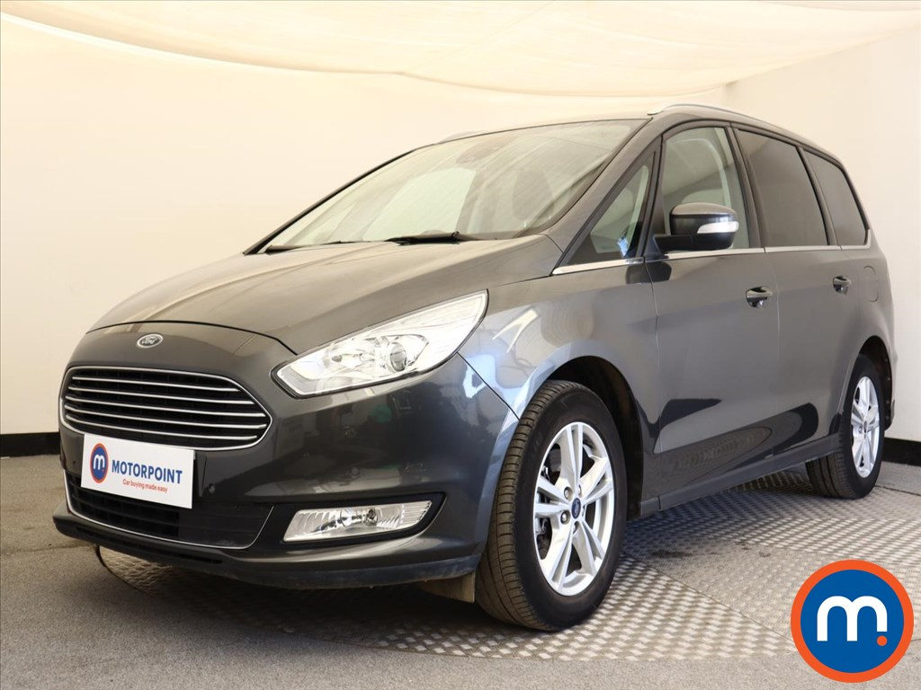 Ford Galaxy 2.0 EcoBlue 150 Titanium 5dr - Stock Number 1127353 Passenger side front corner