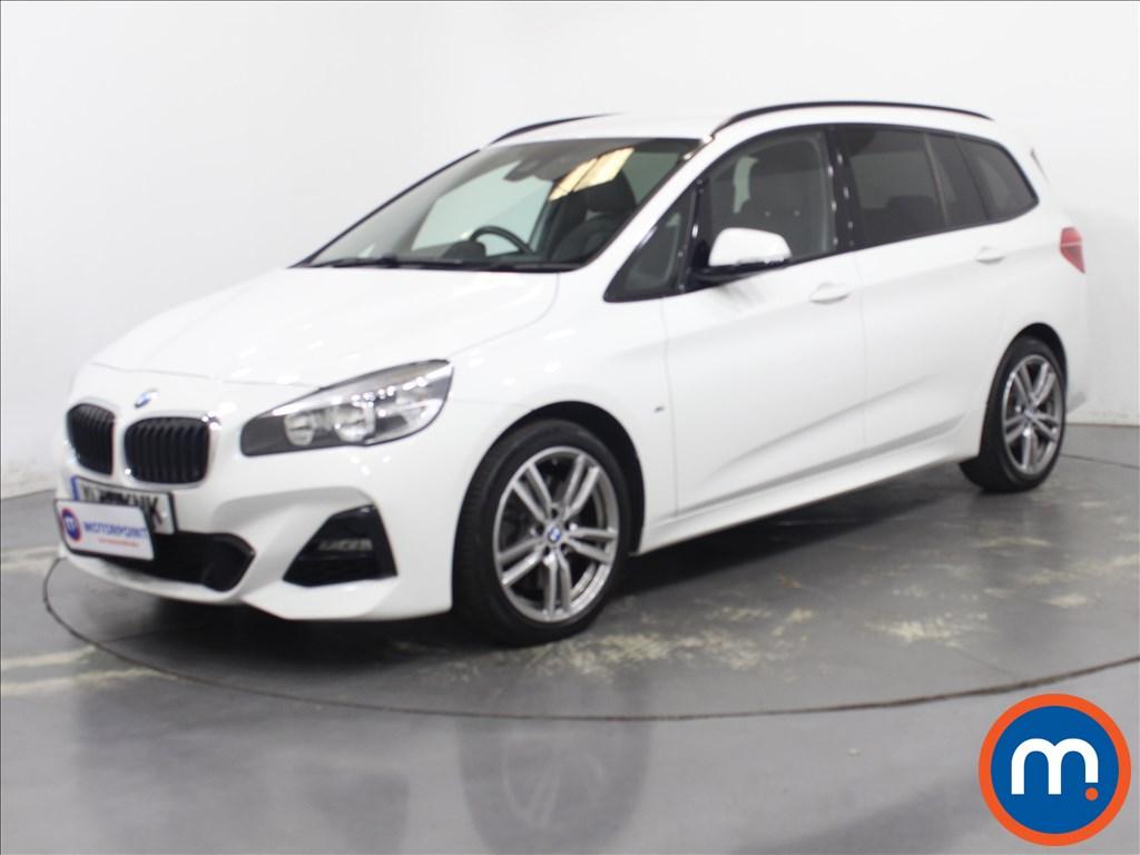 BMW 2 Series M Sport - Stock Number 1132341 Passenger side front corner