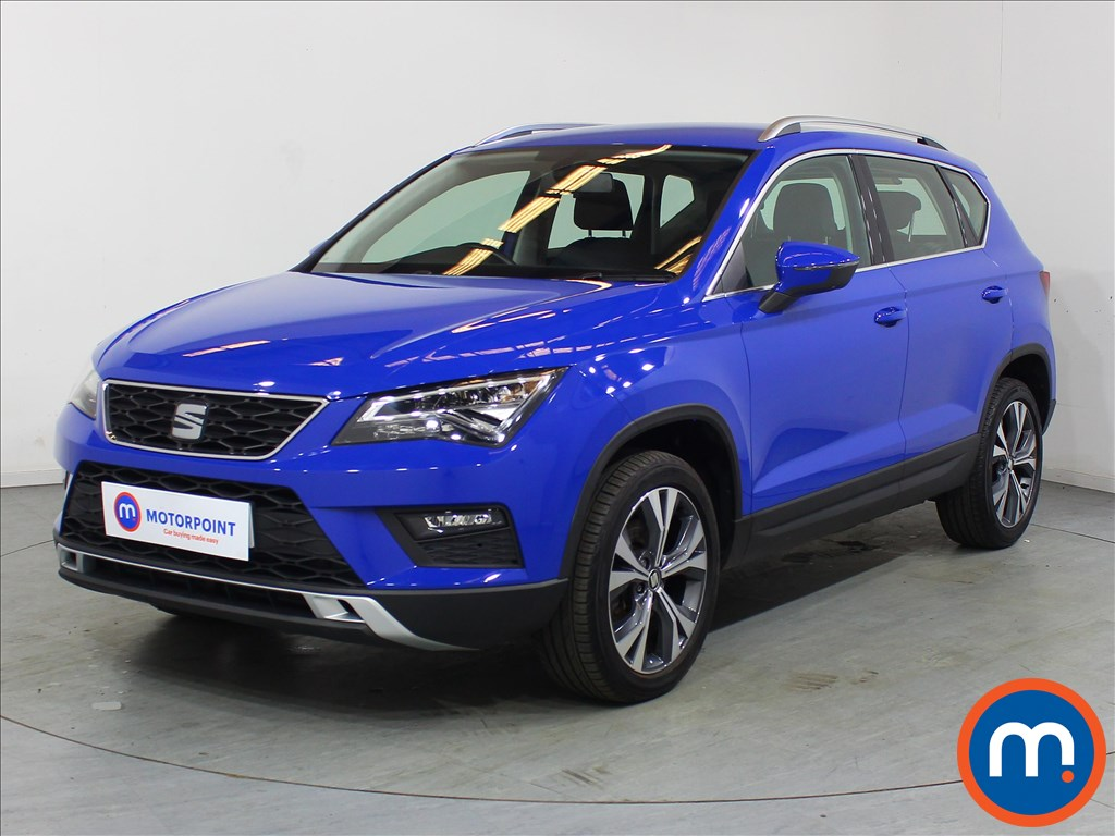 Seat Ateca SE Technology - Stock Number 1128229 Passenger side front corner