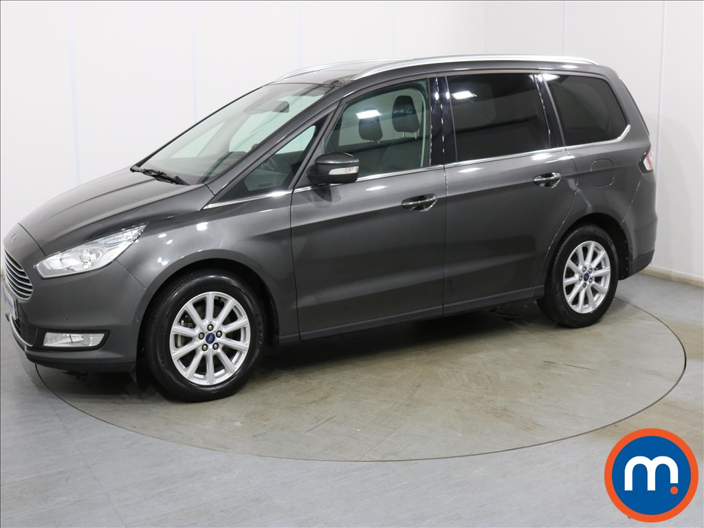 Ford Galaxy Titanium X - Stock Number 1129550 Passenger side front corner