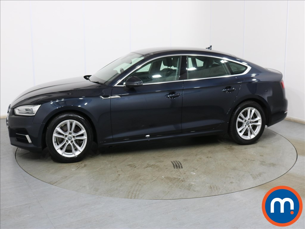 Audi A5 1.4 TFSI Sport 5dr S Tronic - Stock Number 1130164 Passenger side front corner
