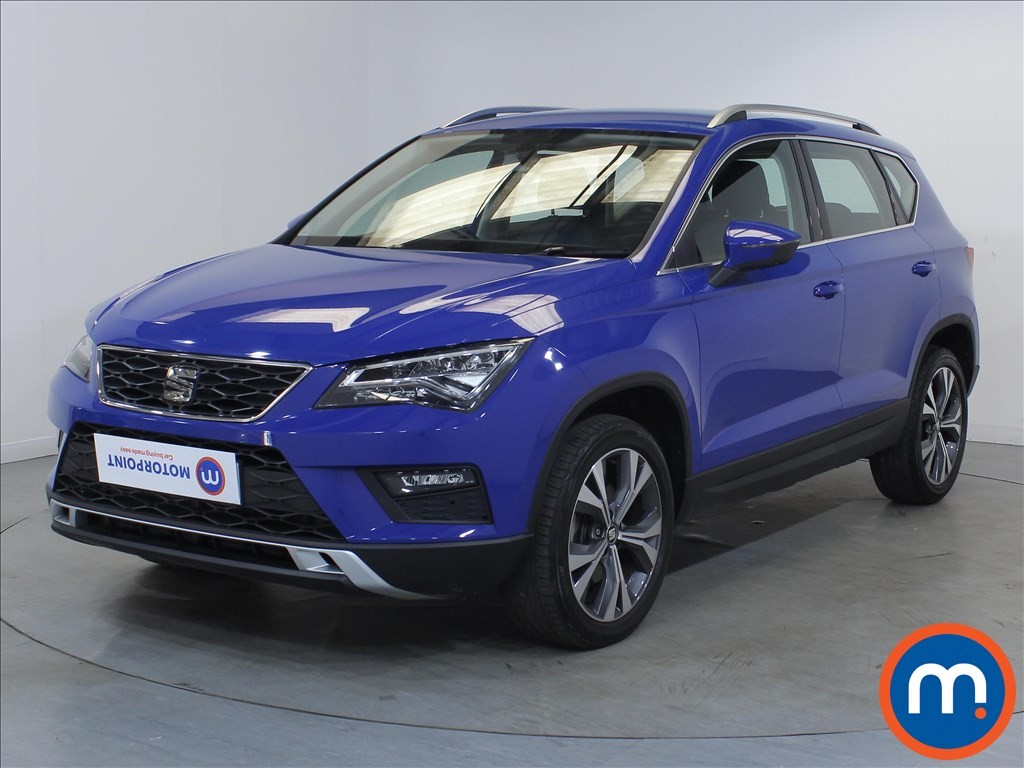 Seat Ateca SE Technology - Stock Number 1129375 Passenger side front corner