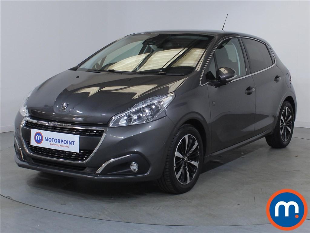 Peugeot 208 Tech Edition - Stock Number 1132119 Passenger side front corner