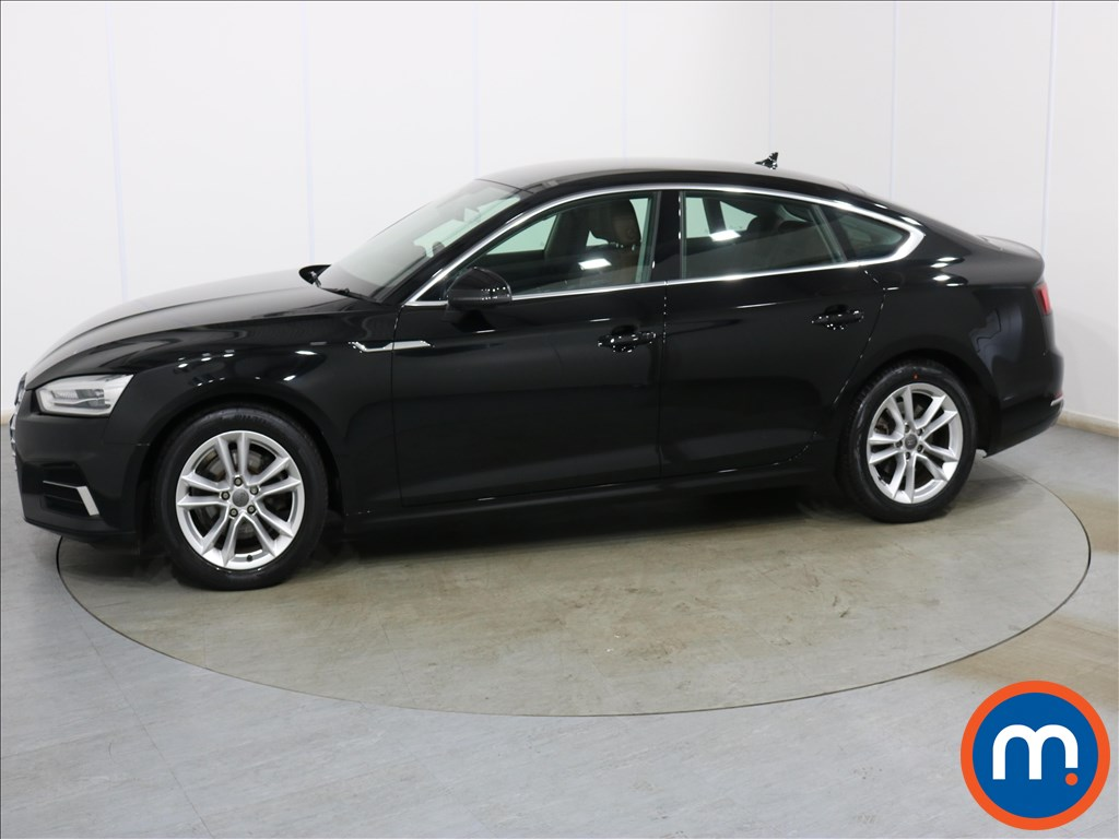 Audi A5 2.0 TFSI Sport 5dr S Tronic - Stock Number 1130635 Passenger side front corner