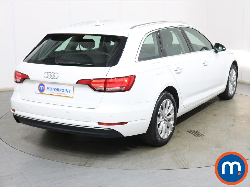 Audi A4 SE - Stock Number 1130548 Passenger side front corner