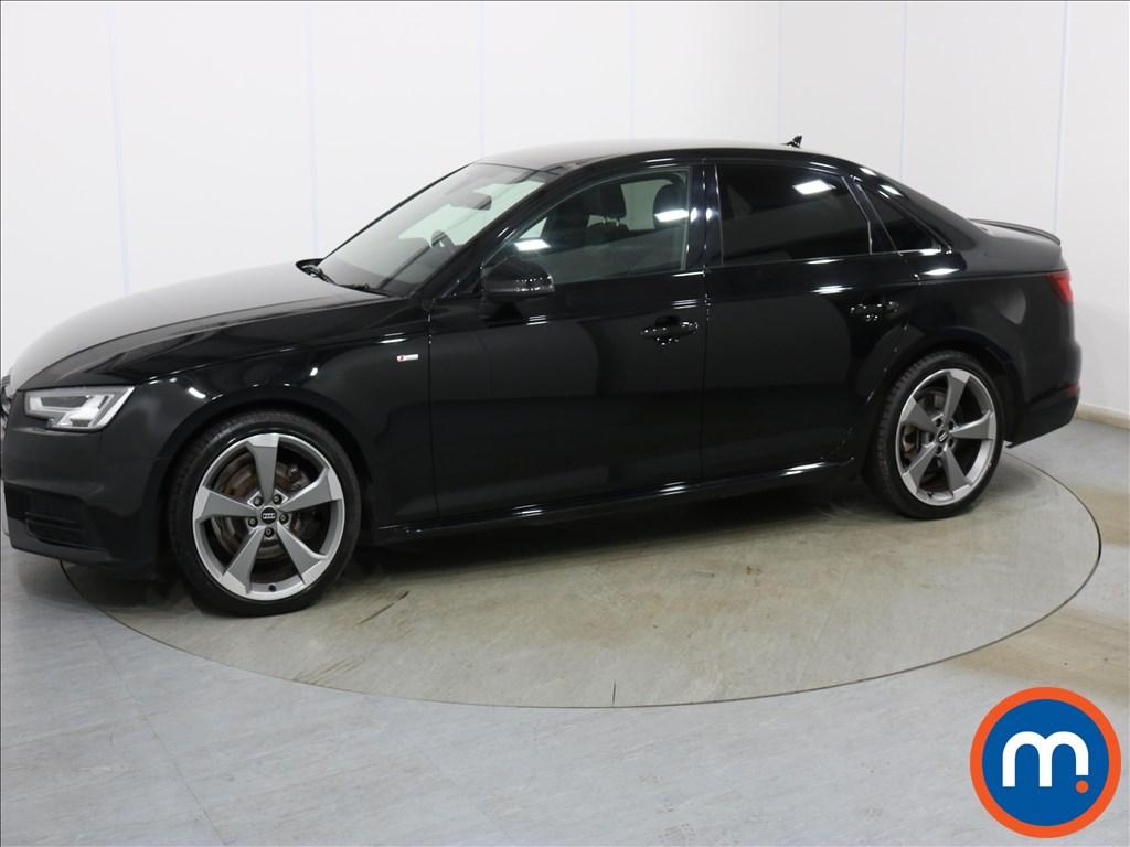 Audi A4 Black Edition - Stock Number 1132521 Passenger side front corner