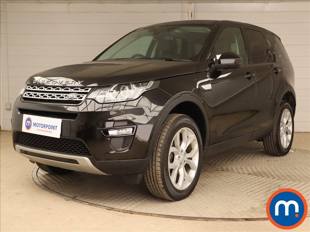 Land Rover Discovery Sport HSE - Stock Number 1123778 Passenger side front corner