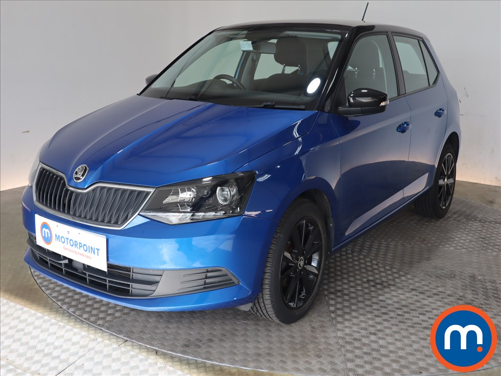 Skoda Fabia Colour Edition - Stock Number 1129972 Passenger side front corner