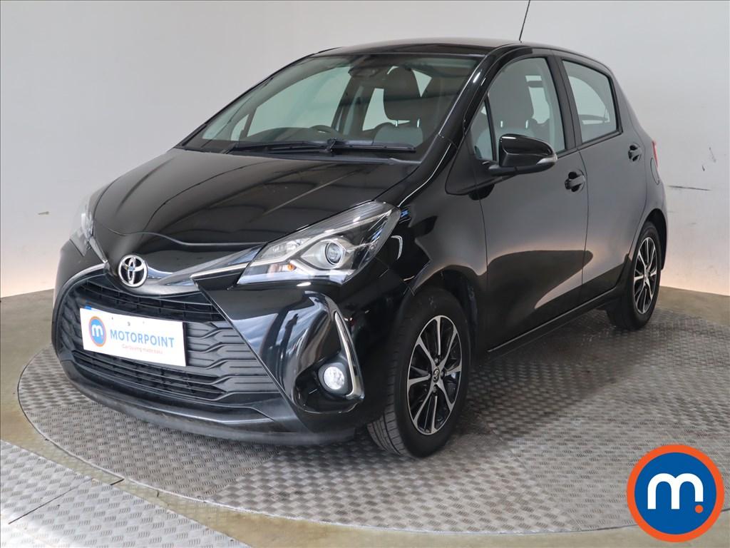 Toyota Yaris Icon Tech - Stock Number 1128466 Passenger side front corner