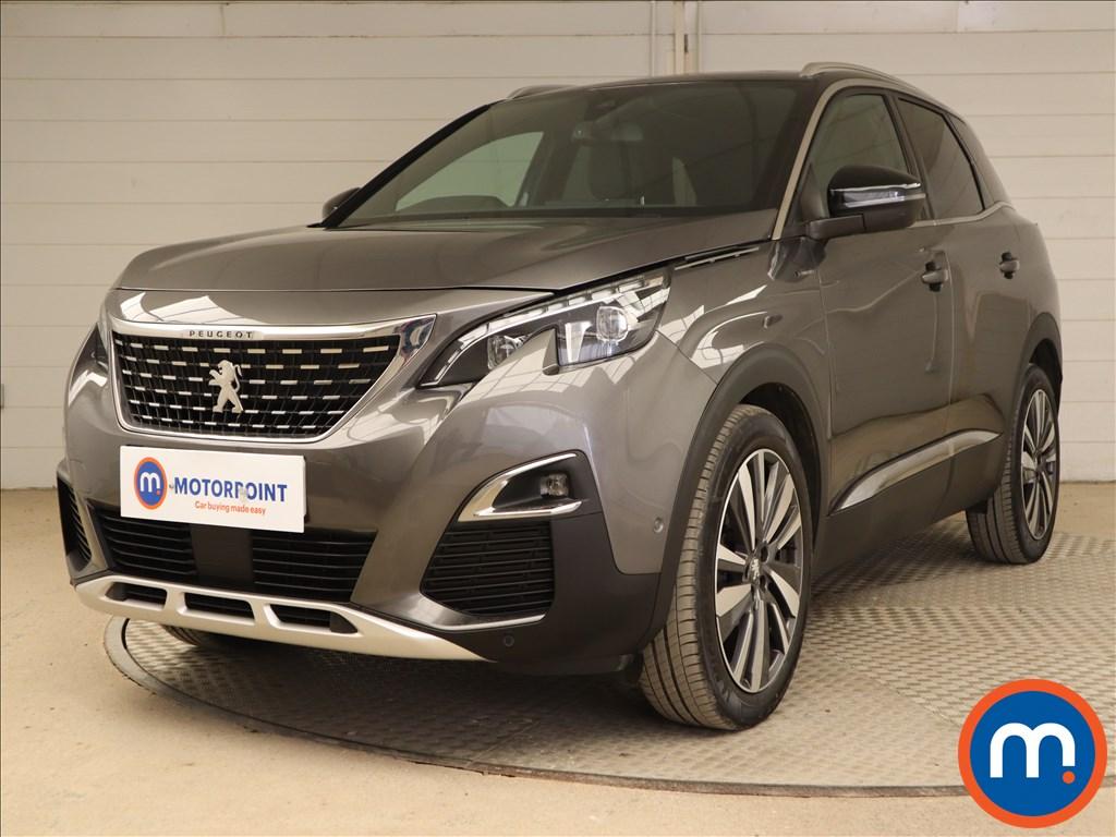 Peugeot 3008 GT Line Premium - Stock Number 1131361 Passenger side front corner