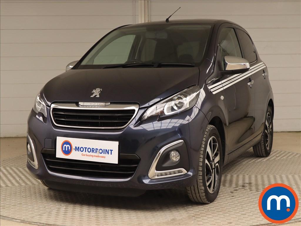 Peugeot 108 Collection - Stock Number 1133543 Passenger side front corner