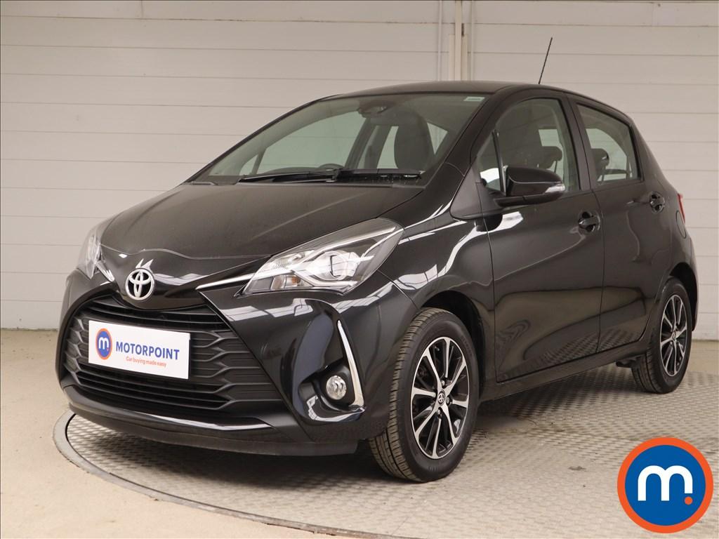Toyota Yaris Icon Tech - Stock Number 1118900 Passenger side front corner