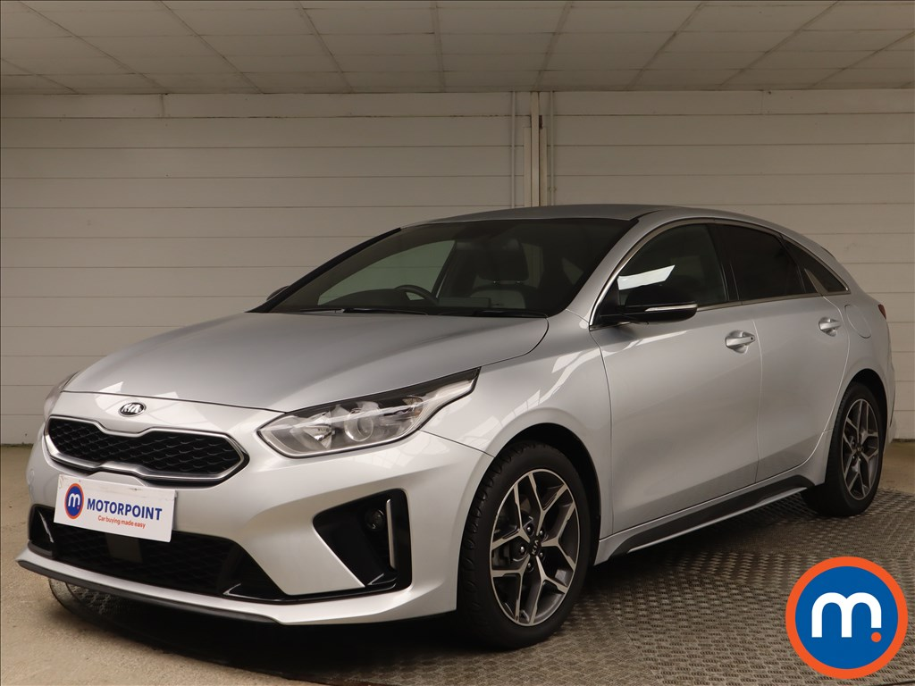 KIA Pro Ceed 1.4T GDi ISG GT-Line 5dr - Stock Number 1120499 Passenger side front corner
