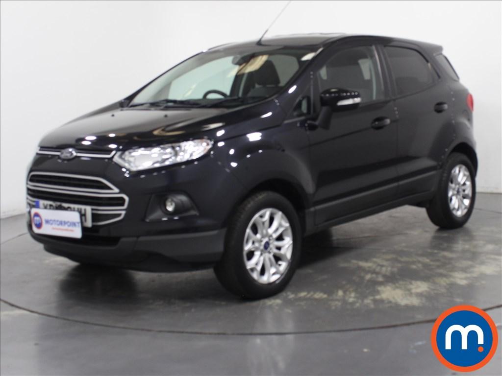 Ford Ecosport Zetec - Stock Number 1134592 Passenger side front corner