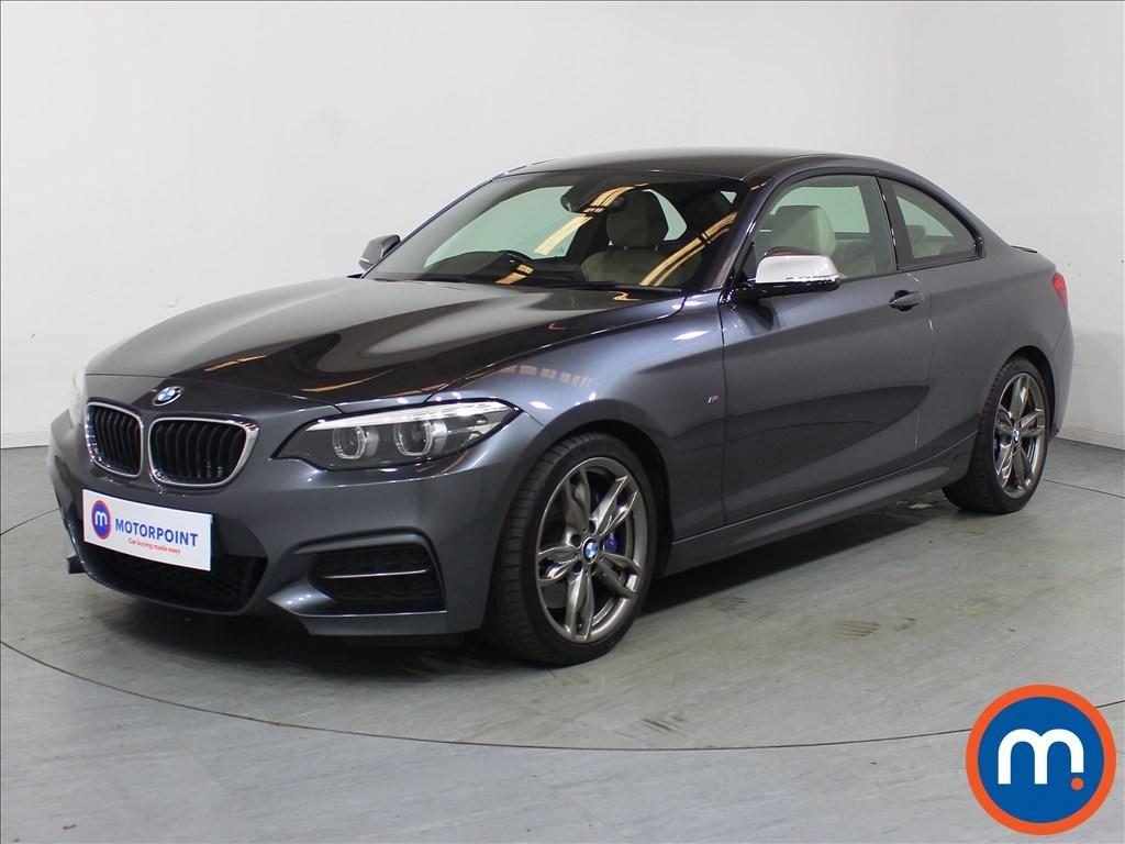BMW 2 Series M240i - Stock Number 1133068 Passenger side front corner