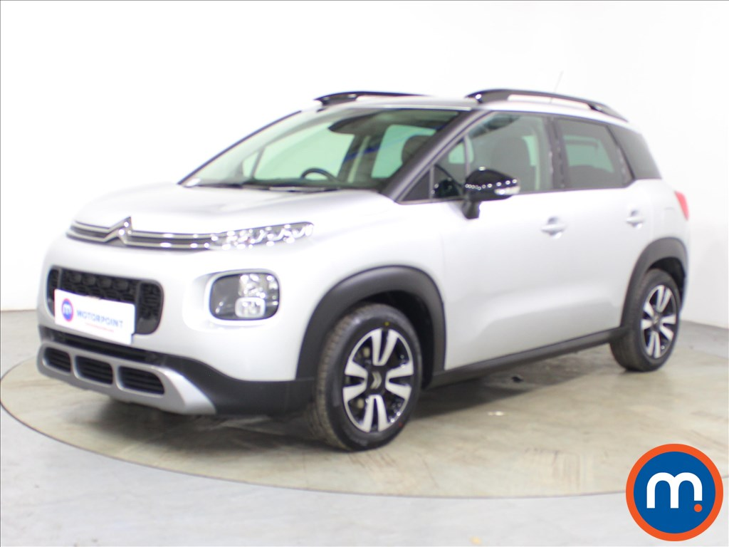 Citroen C3 Aircross Feel - Stock Number 1127234 Passenger side front corner