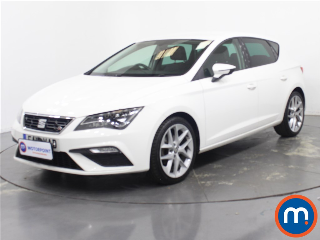 Seat Leon FR Technology - Stock Number 1134803 Passenger side front corner