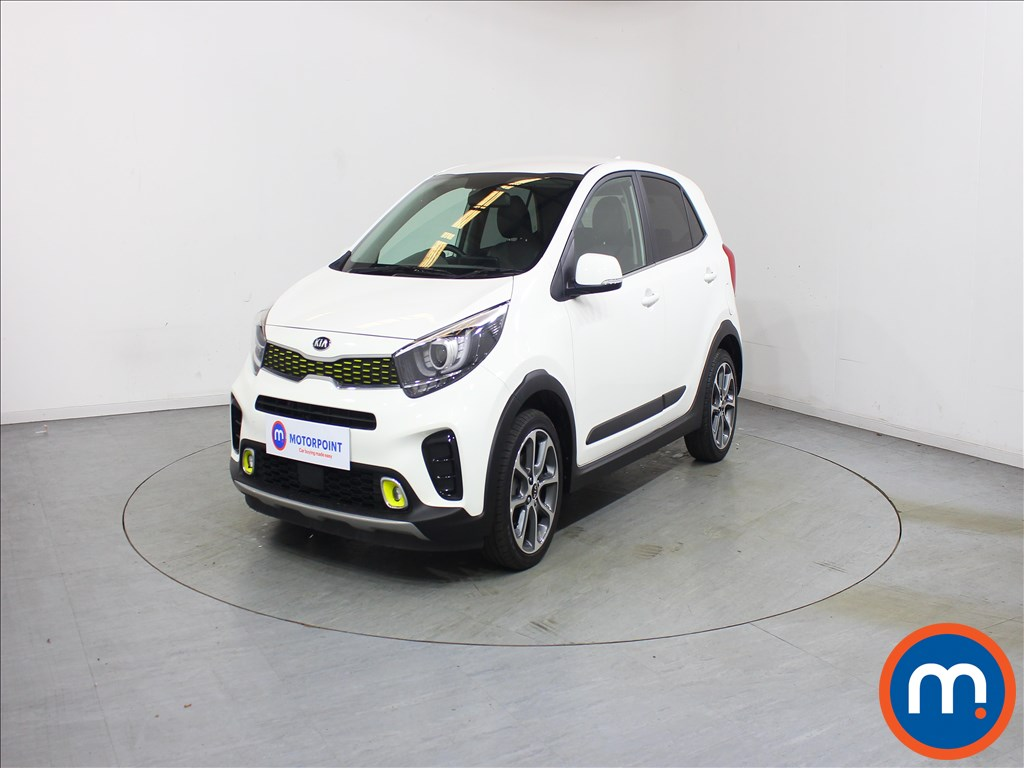 KIA Picanto X-Line - Stock Number 1127562 Passenger side front corner