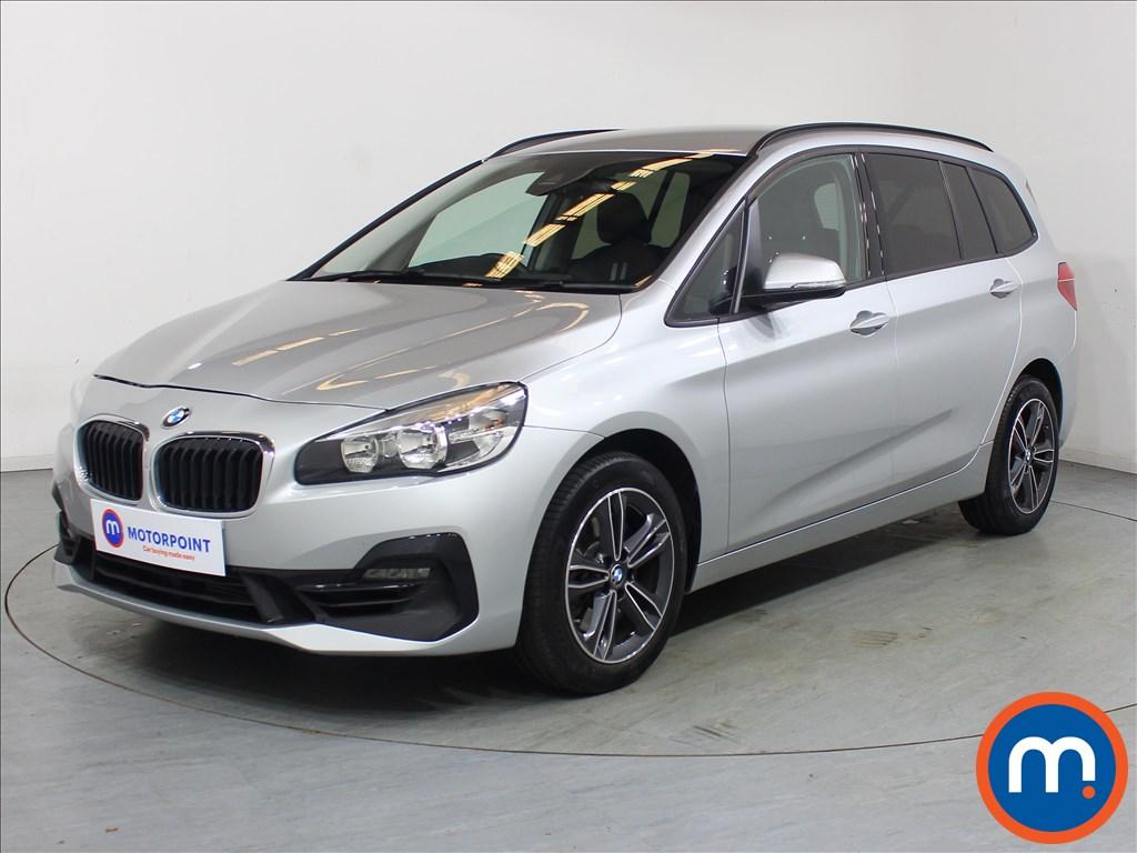 BMW 2 Series Sport - Stock Number 1134044 Passenger side front corner