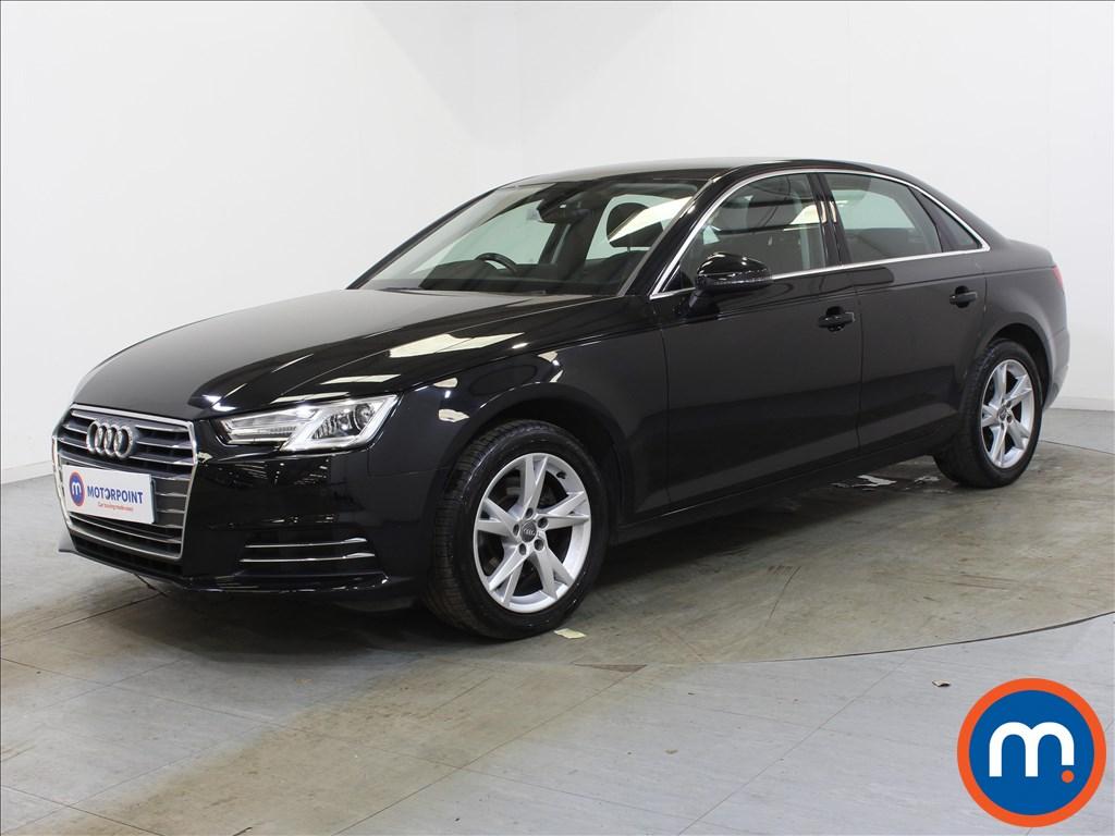 Audi A4 Sport - Stock Number 1132438 Passenger side front corner