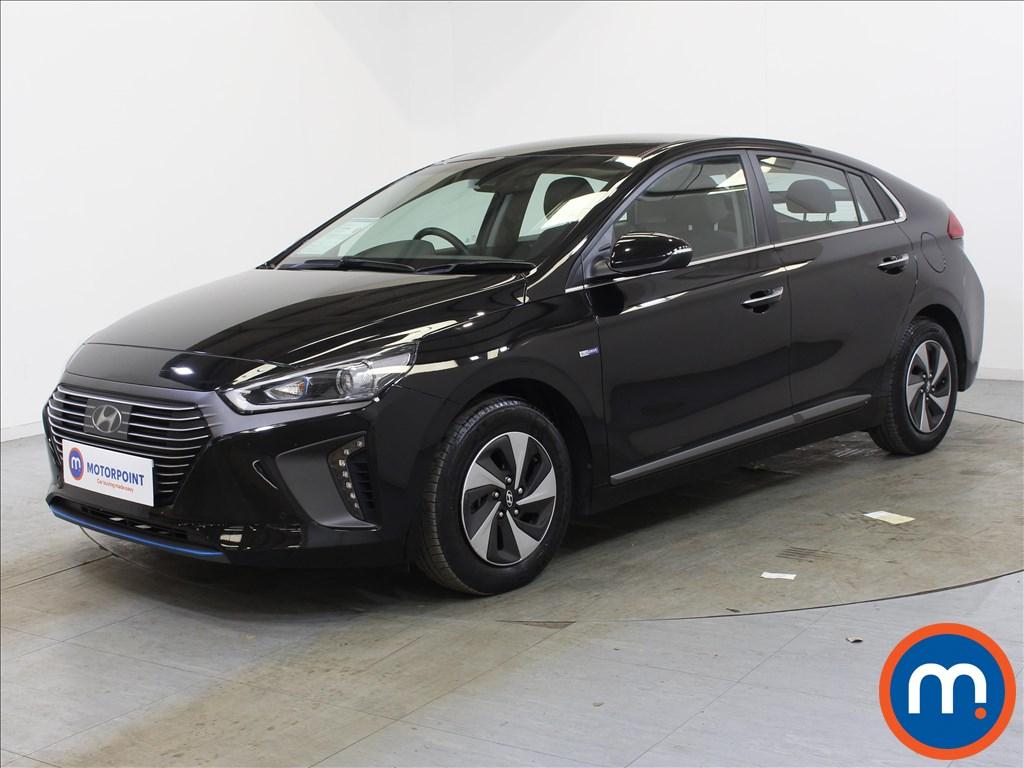 Hyundai Ioniq Premium SE - Stock Number 1132985 Passenger side front corner