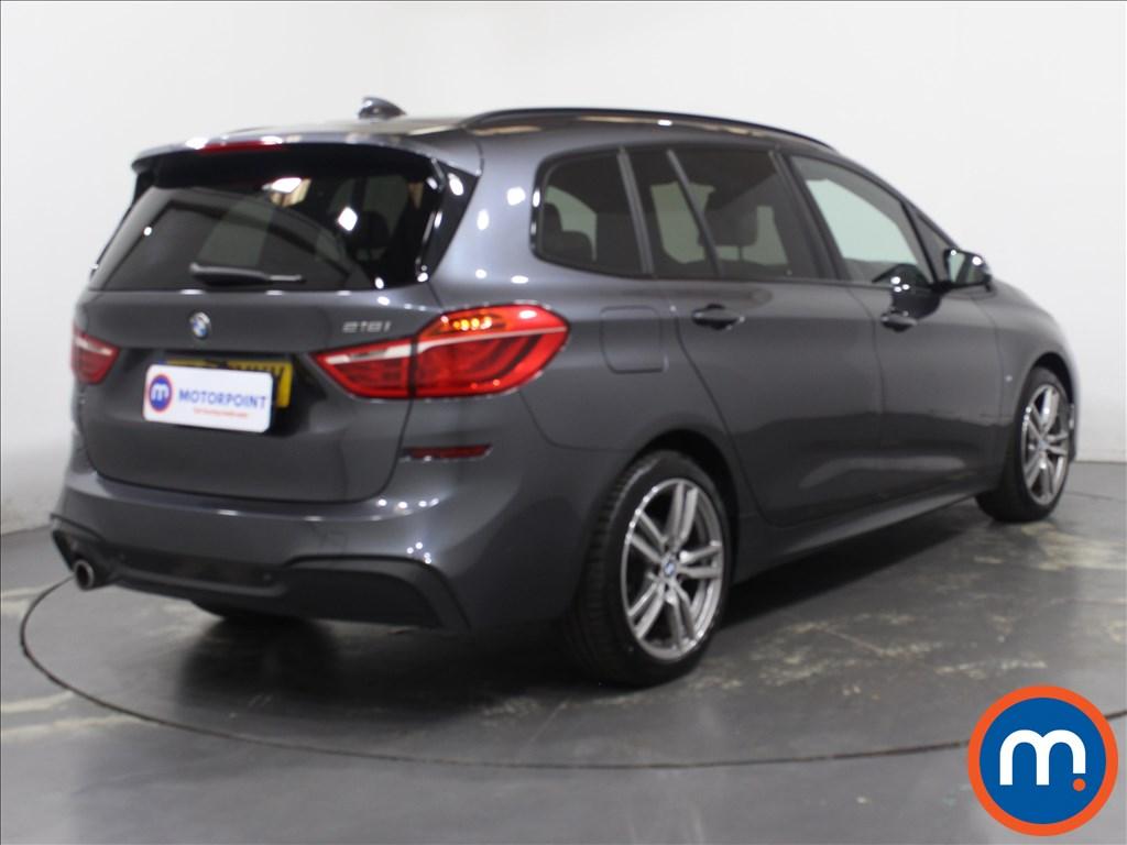 BMW 2 Series M Sport - Stock Number 1135608 Passenger side front corner