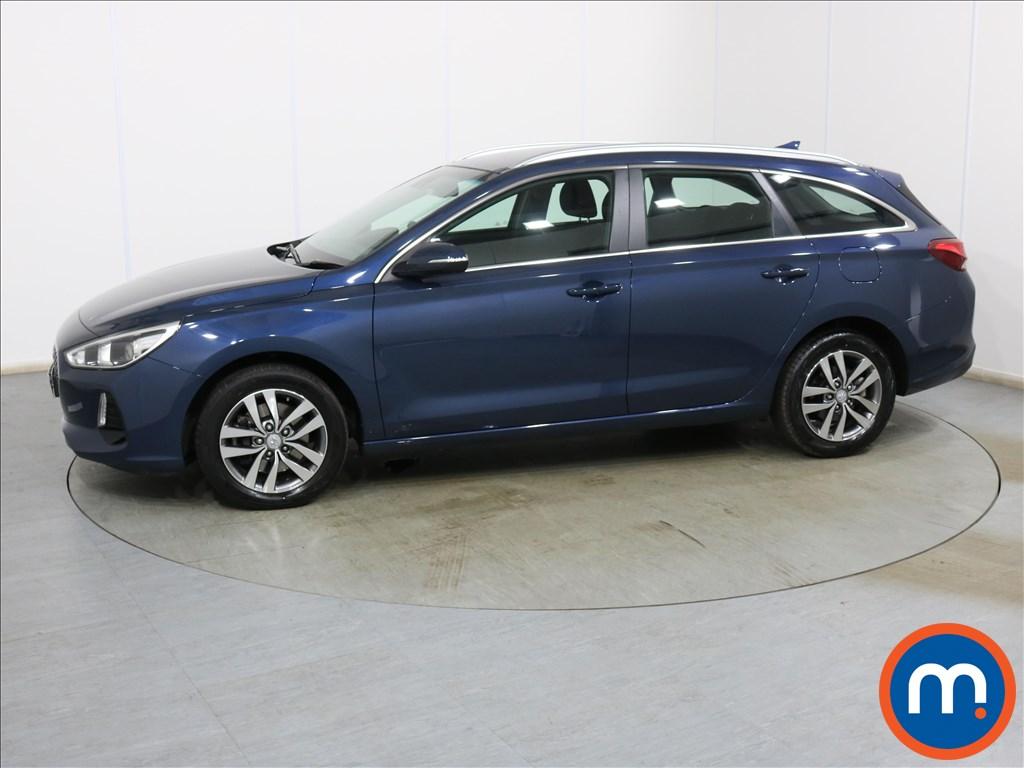 Hyundai I30 SE Nav - Stock Number 1134146 Passenger side front corner