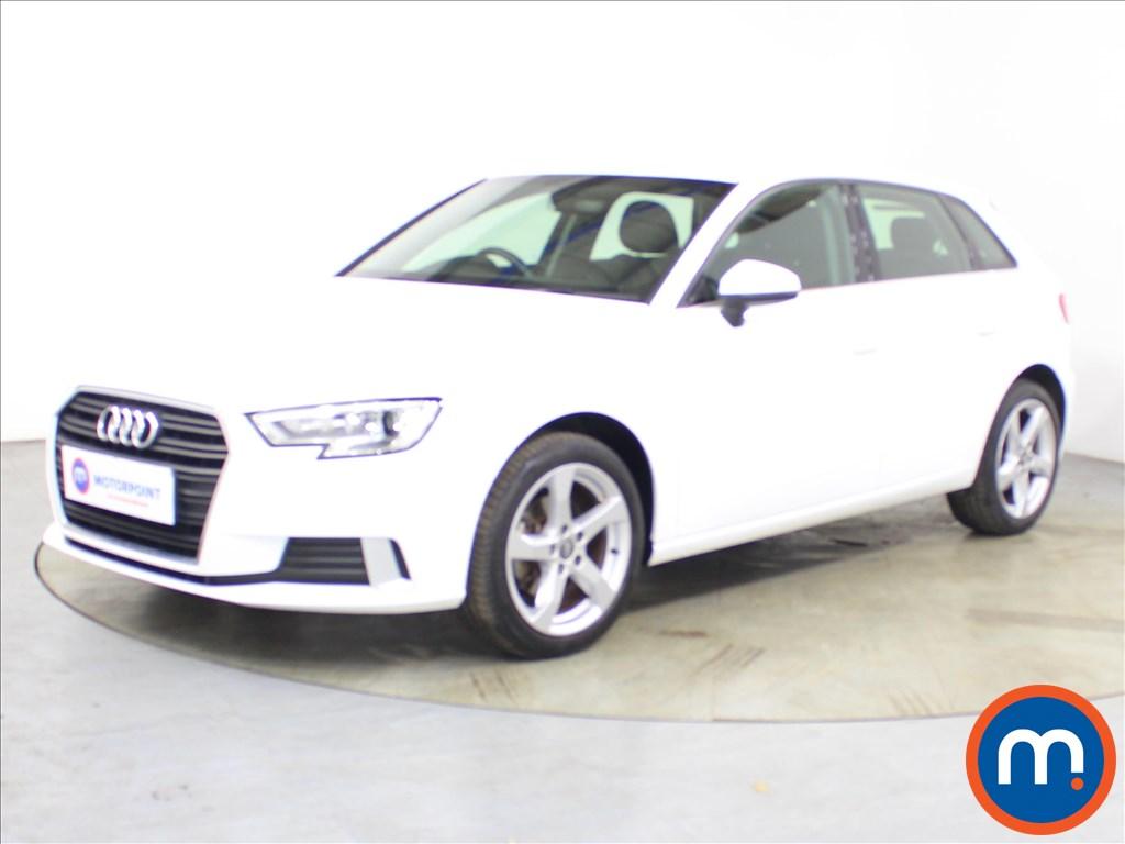 Audi A3 Sport - Stock Number 1130543 Passenger side front corner