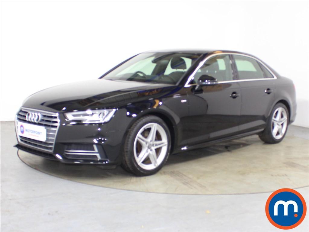 Audi A4 S Line - Stock Number 1129716 Passenger side front corner