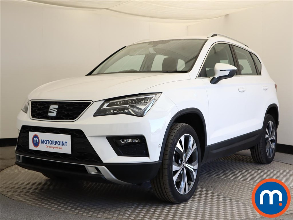 Seat Ateca SE Technology - Stock Number 1130196 Passenger side front corner