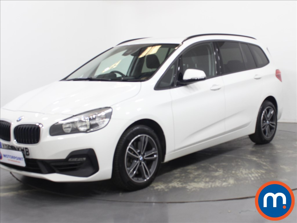 BMW 2 Series Sport - Stock Number 1132322 Passenger side front corner