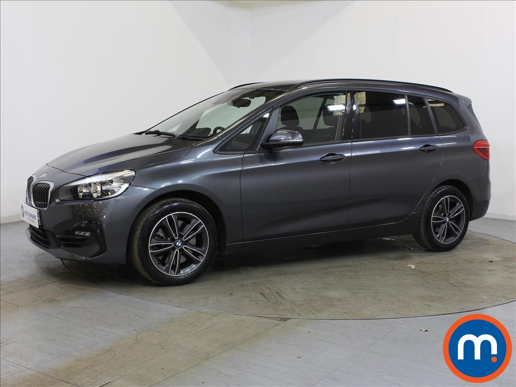 BMW 2 Series Sport - Stock Number 1136153 Passenger side front corner
